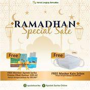 Apotek Sarika Ramadhan Sale + Free Member / Free Masker (25757383) di Kota Semarang