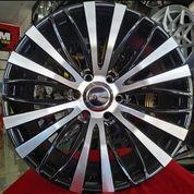 Velg Mobil Ring 20 Pelek Racing BANTI TY0178 HSR R20 PCD 6x139,7 (25758663) di Kota Semarang