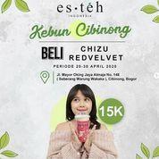 Es Teh Indonesia - Promo Chizu Redvelvet (25758795) di Kota Semarang