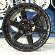 Velg Mobil Ring 20 Pelek Racing DPO-01 HSR R20 PCD 6x139,7 Lubang 6 (25763415) di Kota Semarang
