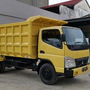 MITSUBISHI DUMP TRUCK PS 136 (25763839) di Kota Balikpapan
