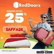 Kode Promo Diskon Gratis Reddoorz (25764071) di Kota Jakarta Selatan