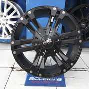 Velg Velek Pelek Pelak Mobil MONGO 2 6061 HSR Ring 20 HRV CRV Almaz Dll (25765495) di Kota Semarang