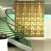 Panel Dinding Mozaics + Jasa Pasang(Harga Sendiri) (25767423) di Kota Surabaya