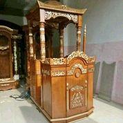 MIMBAR KUBAH ELEGAN (25771507) di Kab. Aceh Jaya