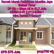 Rumah Murah Pedurenan Mustikajaya (25771731) di Kota Jakarta Selatan