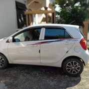KIA Picanto 2013 Warna Putih Murah (25771779) di Kota Banjarbaru