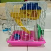 Rumah Kandang Hamster Lengkap (25782299) di Kota Medan
