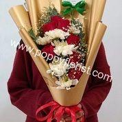 Buket Bunga Mawar Fresh (25784131) di Kota Banjarmasin