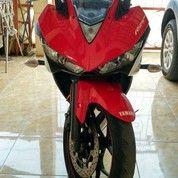 Yamaha R25 MerahMotor 98% Mulus (25787539) di Kota Bekasi