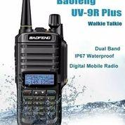 Original Ht Baofeng 9R 8watt Water Proof Dualband VHF UHF Kembaran Pxton Px-8600p (25803587) di Kota Semarang