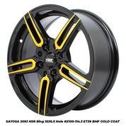 Velg Mobil Termurah SAYOSA 2093 HSR Ring 15 Brio Mobilio Ignis Veloz Dll - Terlaris (25806371) di Kab. Wonosobo