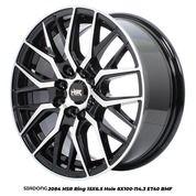 Velg Mobil HSR SIADONG 2084 Ring 15 Brio Freed Agya Avanza Xenia Dll (25806415) di Kab. Wonosobo