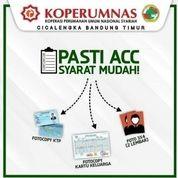 Koperumnas Syariah Bandung Timur Cicilan Flat 1.5 Juta Tanpa BI Cheking (25807459) di Kota Bandung