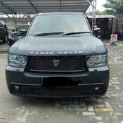 Range Rover 4.2L 48 AT Supercharge Thn 2005 Warna Hitam (25808995) di Kota Jakarta Barat