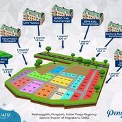 Tanah Kavling Recomended Dekat Alun2 Kulonprogo (25809939) di Kota Semarang