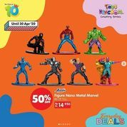 Toys Kingdom - Diskon 50% OFF (25813087) di Kota Jakarta Selatan
