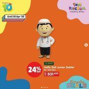 Toys Kingdom - Promo Diskon 24% (25813111) di Kota Jakarta Selatan