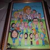 Karikatur Handmade Cocok Untuk Kado (25813263) di Kab. Tangerang