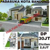 Tinggal 1Unit Lagi! TERMURAH Rumah Hook Lokasi Strategis Di Padasuka Bandung (25815655) di Kota Bandung