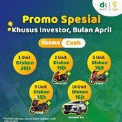 Investasi Kosan Bakal Untung (25816383) di Kota Bogor