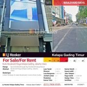 Ruko Boulevard Raya Kelapa Gading, Jakarta Utara (25817831) di Kota Jakarta Utara