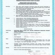 Jasa Kepengurusan Surat Izin Layak Operasi Alat Boom Lift (25818059) di Kota Bekasi