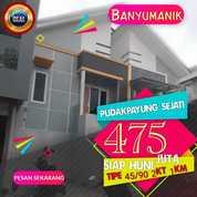 Rumah Siap Huni Modern Mewah Lokasi Istimewa Pudakpayung (25819599) di Kota Semarang