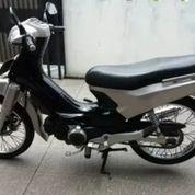 Kaze R : Hitam Silver (25820719) di Kota Jakarta Pusat