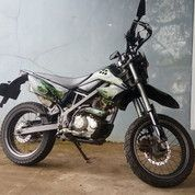 Kawasaki D-Tracker 150 D (25822151) di Kab. Cirebon