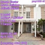 Rumah Jatiasih Murah (25823387) di Kota Jakarta Selatan