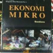 ekonomi mikro, boediono