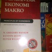 pengantar ekonomi makro, principles of economics