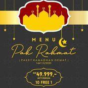 Front One Inn Semarang Promo Menu Pak Rahmat (Paket Ramadhan Hemat) (25836611) di Kota Semarang
