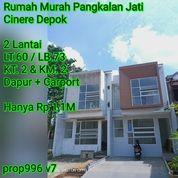Cluster Cinere Depok Paling Strategis Harga Murah (25837503) di Kota Jakarta Selatan