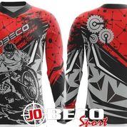 Jersey Sepeda, Jersey Futsal Desain Bebas Harga Reseller (25838355) di