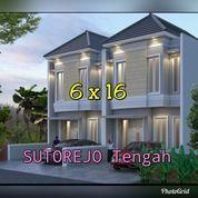 New Minimalis Sutorejo Tengah Rumah 2 Lantai (25845067) di Kota Surabaya