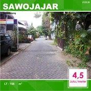 Tanah Kavling Luas 158 Di Bratan Sawojajar 1 Kota Malang _ 233.20 (25846387) di Kota Malang