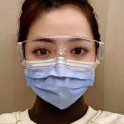 Kacamata Bening Safety Glass (25846931) di