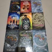 Novel I Am Number Four Lorien Legacies Pittacus Lore 9 Buku Tamat Set Paket Buku Bekas Preloved (25848475) di Kab. Probolinggo