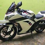 Ninja FI Putih 2013 BU (25852119) di Kota Jakarta Timur