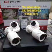 Paket Cctv 4 Channel Hikvision 1080P Full Hd 2MP (25854443) di Kota Jakarta Pusat