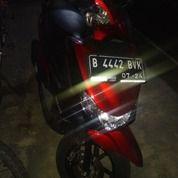 Yamaha Freego Warna Merah (25859479) di Kota Tangerang Selatan