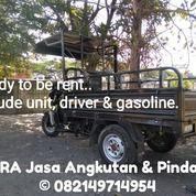 Sewa Carteran Jasa Angkut Kirim Barang Pindahan Motor Roda Tiga Viar Tossa Fukuda Dorkas (25862455) di Kota Surabaya