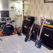 Alat Band Dan Ampli Seperti Baru. (25862483) di Kota Tangerang Selatan