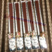 Souvenir Promosi Sumpit Polos Warna Coklat Tua (25867687) di Kota Tangerang