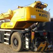 Unit Rough Terrain Crane Kato KR25H-V5 Kapasitas 25 Ton (25868319) di Kota Jakarta Timur