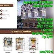 Aparthouse Kalibata Jakarta Selatan (25879235) di Kota Jakarta Selatan