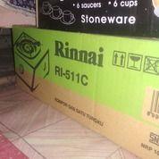 Kompor Gas Rinnai, Dispenser Miyako , Masih Baru Belum Di Pakai, Murah (25884183) di Kab. Kampar