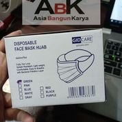 Masker Medis 3ply GIDCARE DISPOSABLE SURGICAL FACE MASK (EAR LOOP TYPE ) (25886875) di Kota Surabaya